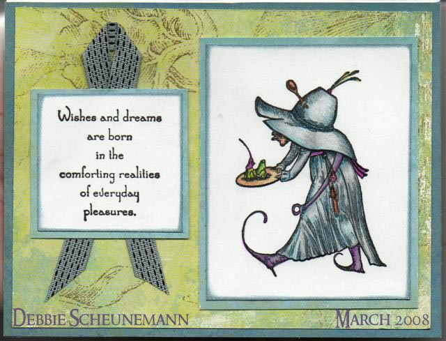 Card by Debbie Scheunemann